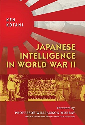 Download Japanese Intelligence in World War II (General Military) pdf epub