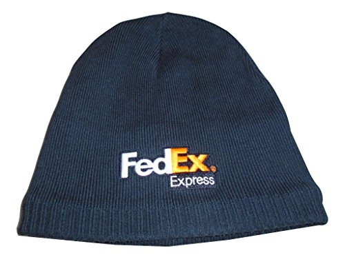FedEx Express Embroidered Knit Cotton Beanie Skull Cap