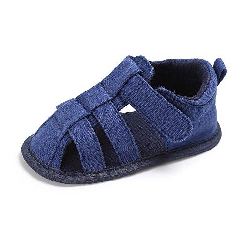 YanHoo Zapatos para niños Primavera y Verano Sandalias Huecas Zapatos Casuales para niños niñas niños Zapatos Antideslizantes Suaves Zapatos de bebé ...
