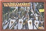 High Elves Spearmen Warriors Warhammer Fantasy Elf