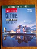 Single Variable Calculus : Concepts and Contexts, James Stewart, 0534379303