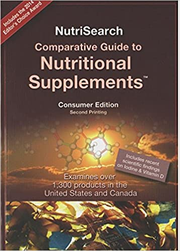 Pdf guide nutrisearch nutritional comparative to supplements