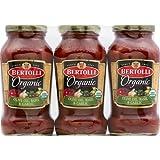 Bertolli Organic Pasta Sauce (24 oz. jar, 3 ct.) (pack of 2)