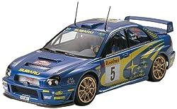 Tamiya 3000242401: 24Subaru Impreza WRC 2001 from Tamiya