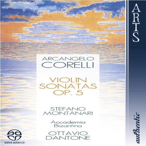 Corelli: Violin Sonatas Op. 5, Nos. - Corelli Violin