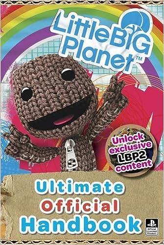Fine Littlebigplanet Ultimate Official Handbook Amazon Co Uk Sunbird Birthday Cards Printable Riciscafe Filternl