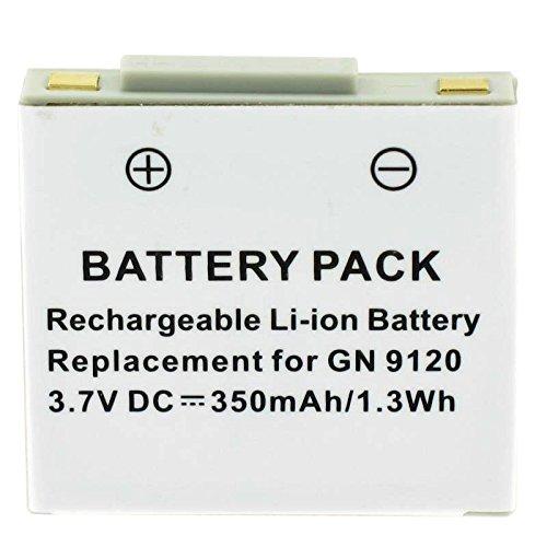 Batteria sostitutiva GN NETCOM 9120 AccuCell 9125 9350