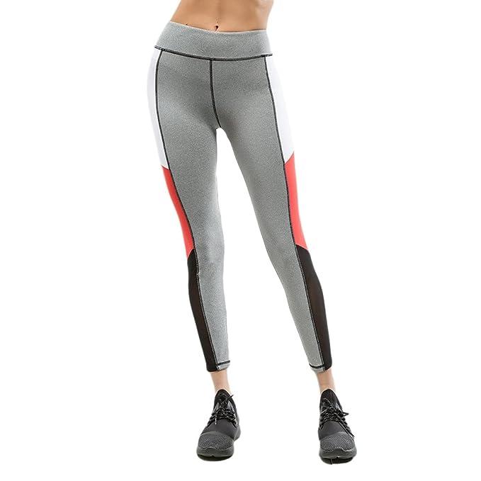 Pantalones Deportivos Accesorios Gris Yoga Largos es Jogging Transpirables Mujer De Ropa Pantalon Elásticos Gym Cayuan Amazon Leggings Y T5wgpq7ngI