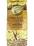 Royal Kona Ground Coffee, 100% Kona Private Reserve, Medium Roast, 0.44 Pound