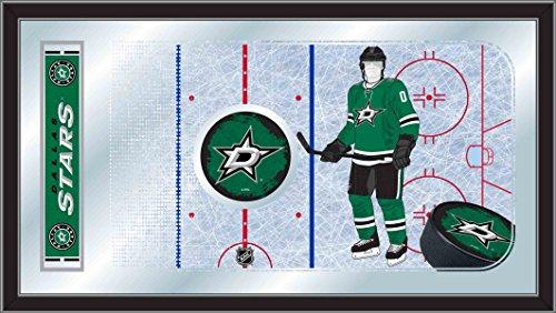 (Holland Bar Stool Company NHL Dallas Stars 15x26-Inch Hockey Rink)