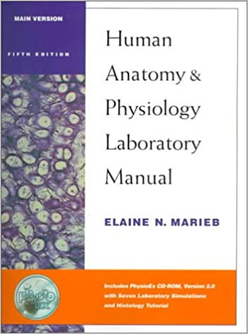 Human Anatomy and Physiology Laboratory Manual: Main Version with ...