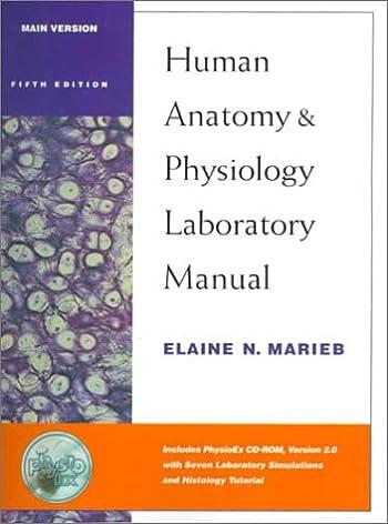 Human Anatomy And Physiology Marieb Lab Manual 5e - Data Wiring ...