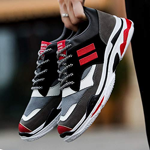 Run Trend Shoes Fashion Sport Spring Leisure Shoes Men Leisure Flying Men's NANXIEHO Weaving Outdoor OSvqPwZC