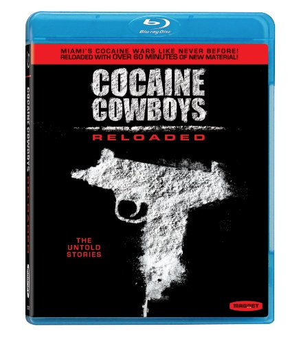 Cocaine Cowboys Reloaded [Blu-ray] -  Rated R, Billy Corben, Hitman Jorge 'Rivi' Ayala