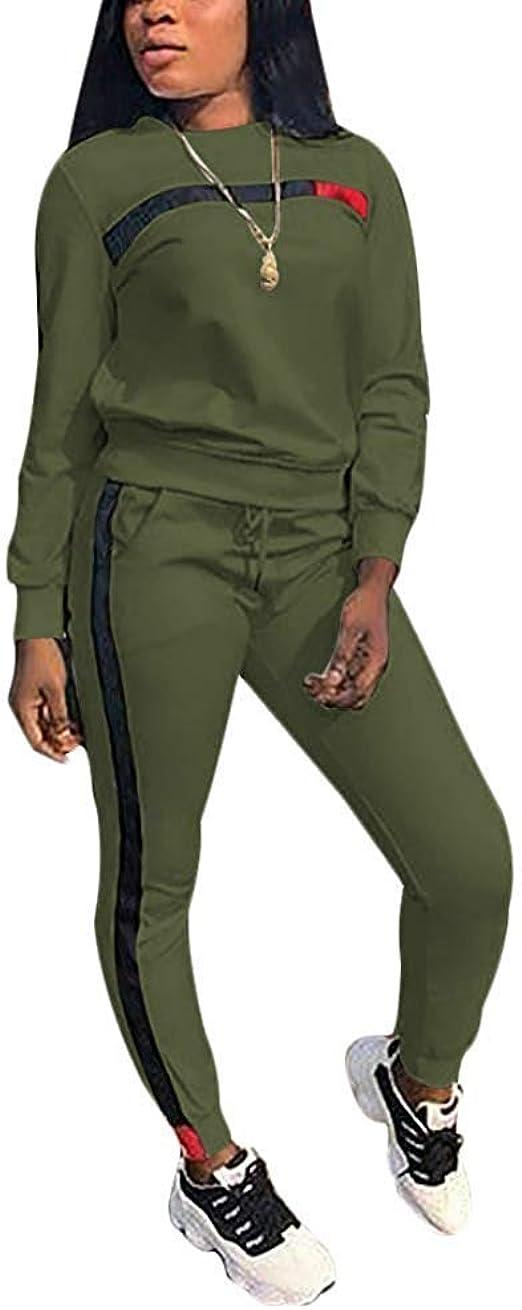 Top-Vigor - Chándal - para Mujer Verde Verde S: Amazon.es: Ropa ...