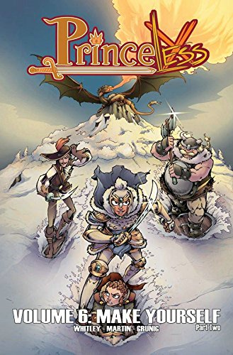 Princeless Volume 6: Make Yourself Part 2 by Action Lab Entertainment (Image #1)
