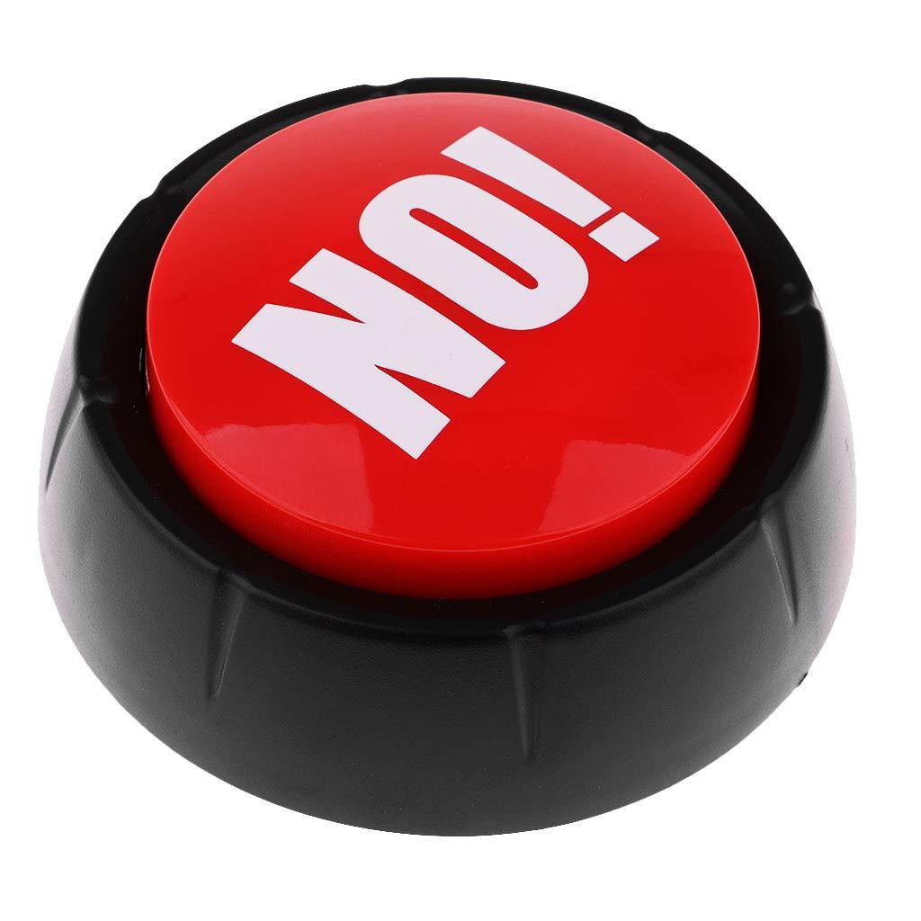 lustiges Klangspielzeug Blau SM SunniMix Button Sound Buzzer Sorry Button Sound Party Spielzeug