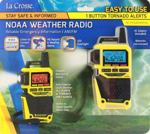 La Crosse® NOAA Weather Radio S83301