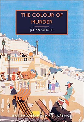 Image result for colour of murder symons