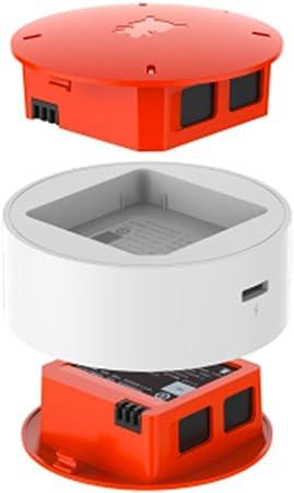 Opinión sobre Faironly - Juego de 2 baterías de Repuesto para cuadricóptero teledirigido MITU WiFi FPV