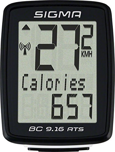 Sigma Bc 9 16 Ats Wireless Cycling Computer