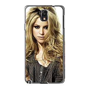 Scratch Protection Hard Phone Cover For Samsung Galaxy Note 3 (UrW14213LKll) Support Personal Customs Fashion Shakira Singer Image