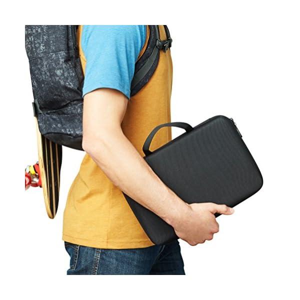 Amazon Basics - Custodia per trasporto GoPro, misura Large 6 spesavip