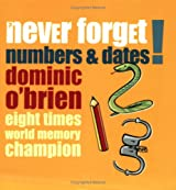 Numbers and Dates (Never Forget)