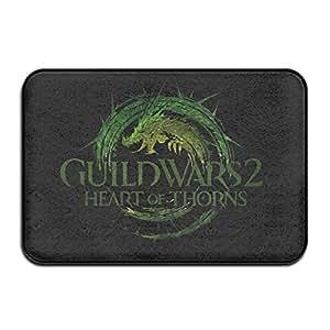 VDSEHT Guild War 2 HEART OF THORNS Non-slip Doormat