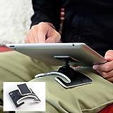 SP605:iPad/iPad mini/Kindleなど場所を選ばずタブレットを楽しめる折りたたみ式スタンド「PadPivot(パッドピボッド) for iPad/iPad mini/tablet」[iPad iPadmini Kindle 3DSLL 3DS WiiU スタンド]