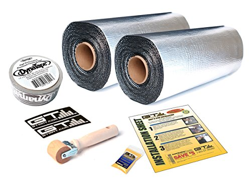 100-sqft-gtmat-pro-50mil-rolls-18-x-333-automotive-audio-sound-deadener-deadening-noise-dampener-wit