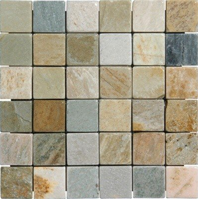 Autumn Mosaic Tile - 6