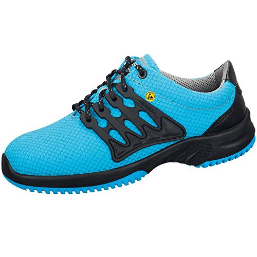 Abeba 31762-45 Uni6 Chaussures de sécurité bas ESD Taille 45 Bleu