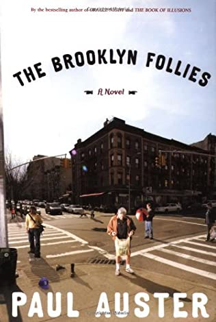 book cover of The Brooklyn Follies