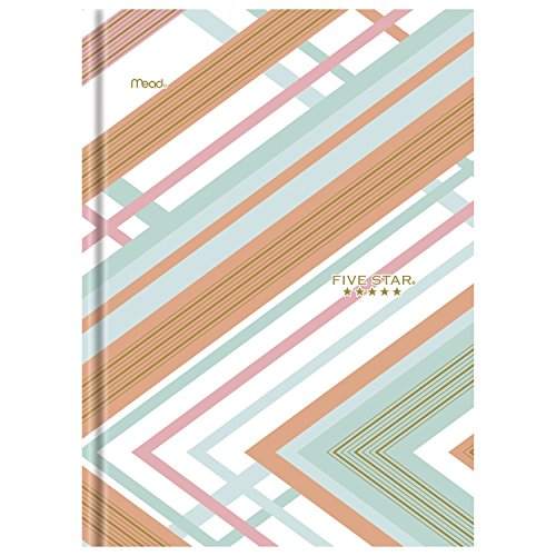 Five Star Composition Book/Notebook, College Ruled Paper, 100 Sheets, 9-7/8