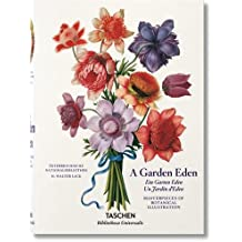 A Garden Eden: Masterpieces of Botanical Illustration (Multilingual Edition)