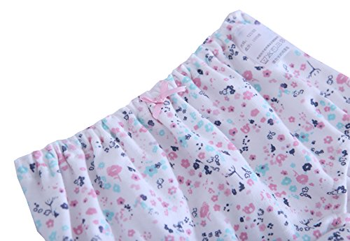 vêtements Girls Knickers Moyen Mémoires Boxers Boyshort 'cute Pcs Elephant 3 Shorts Sous Kids Abclothing Coton Purple BgUvtw