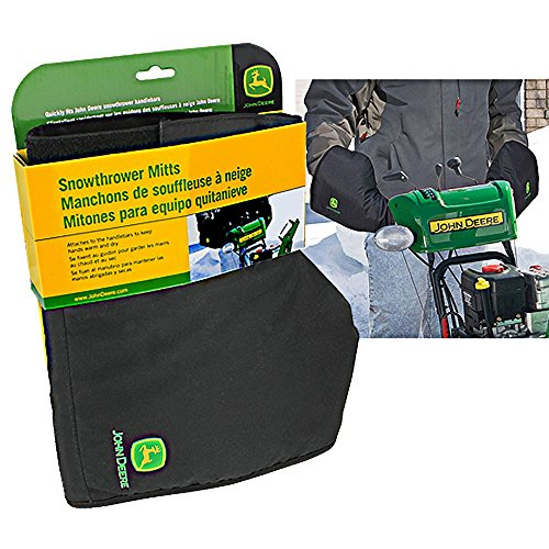 John Deere Original Snowthrower Mitts #LP22705 by John Deere