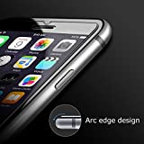 iPhone 6 /6S /7 Screen Protector, Edota 2-Pack 0.3mm Ultrathin Tempered Glass Premium High Definition (HD) / 9H Hardness / Explosion Proof Front Screen Protector Scratch Proof / Anti-Fingerprint Screen