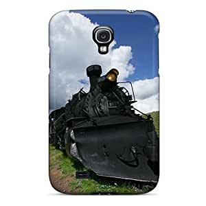 Fashion Tpu Case For Galaxy S4- Locomotive Defender Case Cover by Maris's Diary