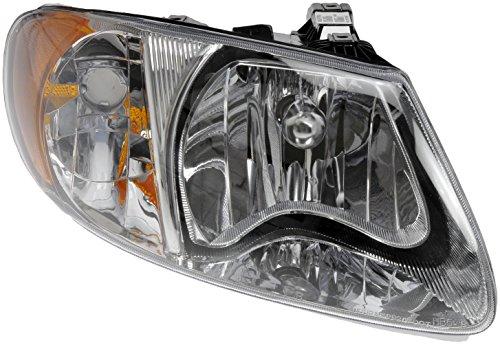 Dorman 1590313 Passenger Side Headlight Assembly For Select Chrysler / Dodge Models ()