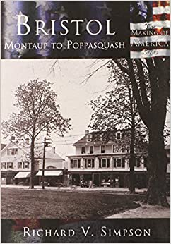 Book Bristol: Montaup to Poppasuash (RI) (Making of America Series) by Richard V. Simpson (2002-07-18)