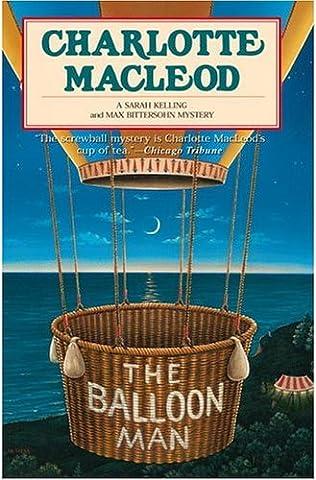 book cover of The Balloon Man