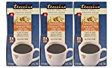 Teeccino Dandelion Caramel Nut Chicory Herbal Tea Bags, Gluten Free, Caffeine Free, Acid Free, 25 Count (Pack of 3)