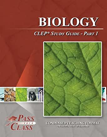 Biology Exam – CLEP – The College Board