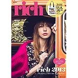 rich 2013 ‐ AUTUMN & WINTER 小さい表紙画像
