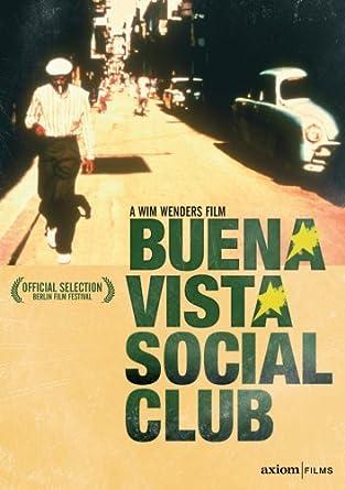 Buena Vista Social Club 1999 Dvd Amazon Co Uk Dvd Blu Ray
