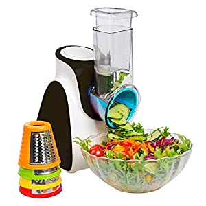 Secura Electric Salad Maker Food Processor : Love this salad maker.