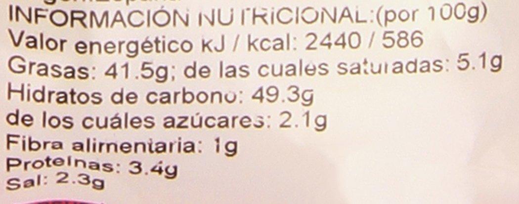 Aperitivos Flaper - Mr. Knabbits - Ruedas de patata - 70 g: Amazon.es: Alimentación y bebidas