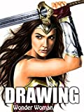 Clip: Drawing: Wonder Woman